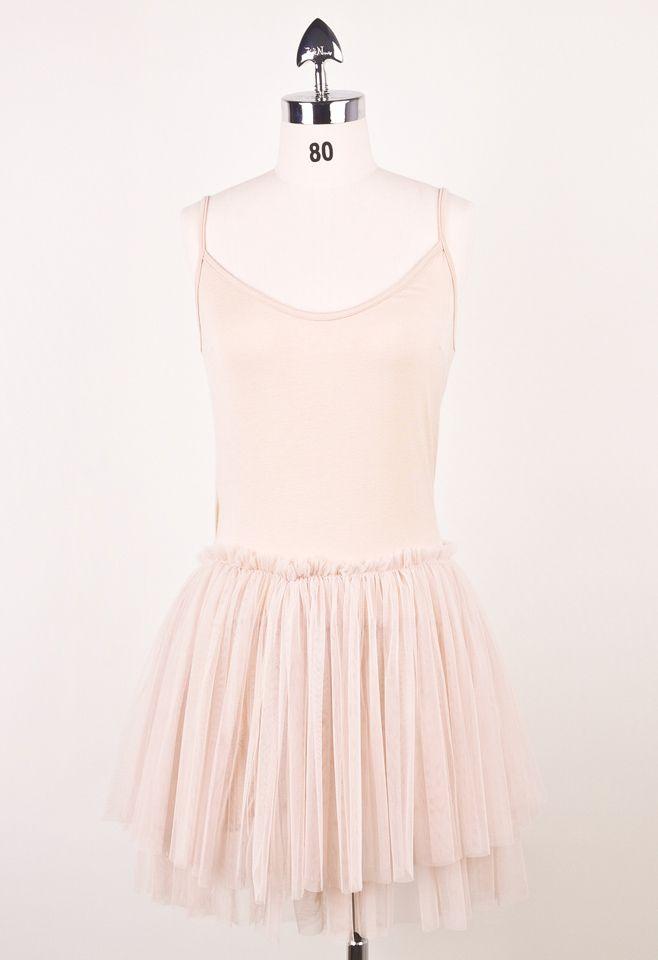 Ballet Tulle Dress