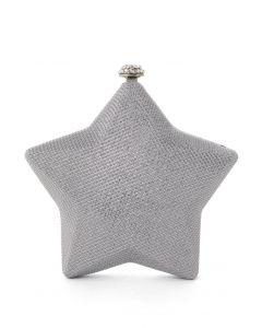 Twinkling Star Hardcase Clutch