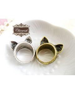Kawayi Cat Ear Ring