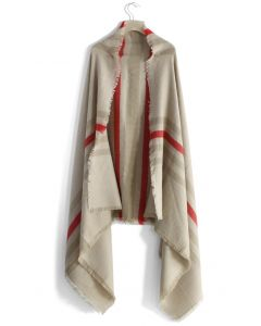 The Indians Stripe Scarf