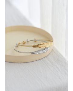 Stunning Leaf Bracelet